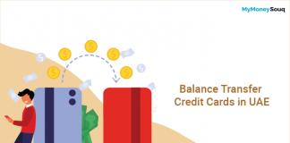 Balance Transfer Credit Cards in UAE