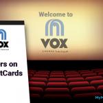 vox cinema credit card offers
