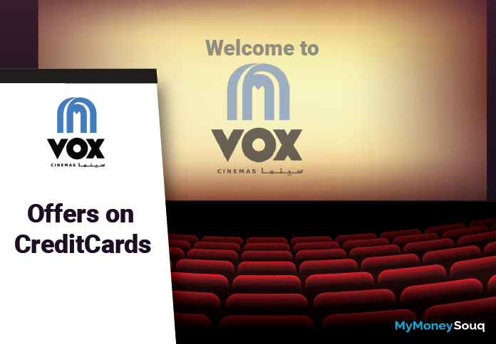 vox cinema credit card offers