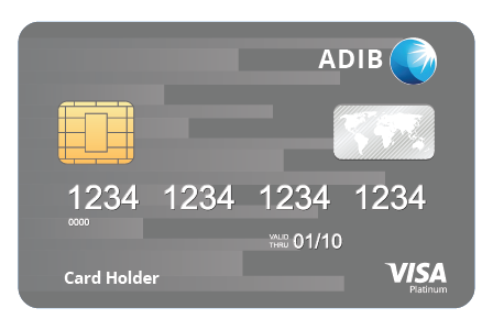 ADIB cashback card