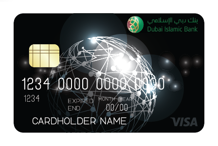 dubai islamic bank card