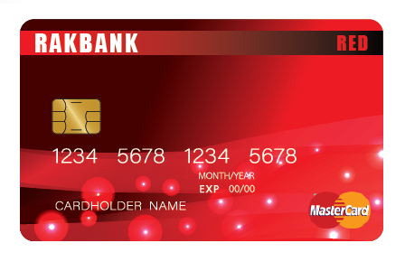 rak bank red mastercard