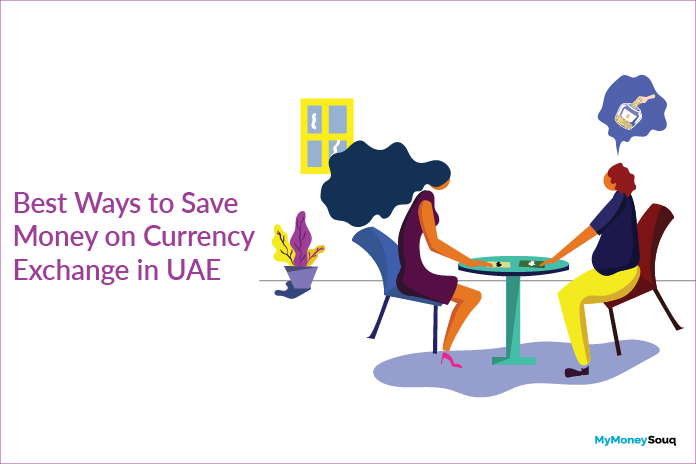 save on currency exchange in uae