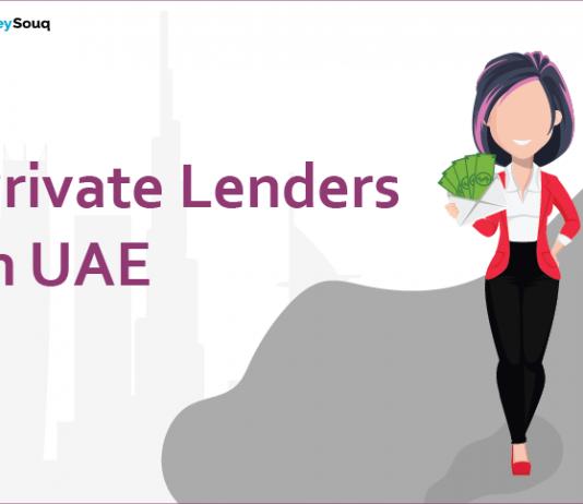 private lenders in UAE