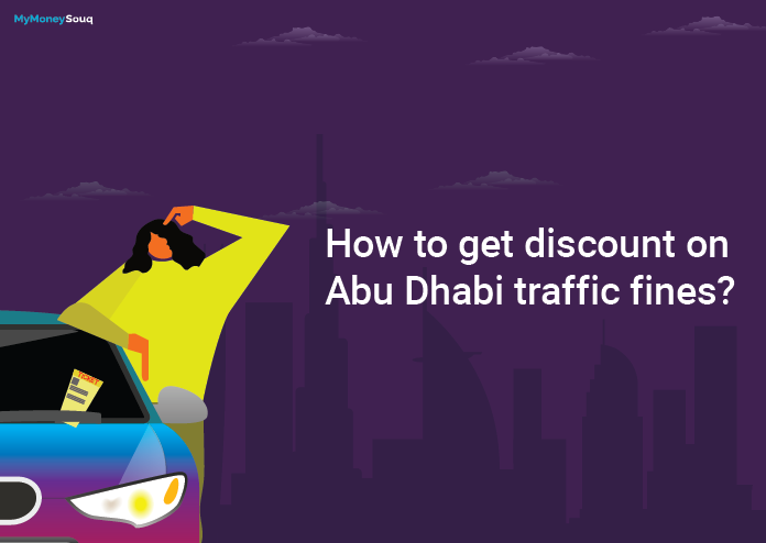 discount on abu dhabi traffic fines