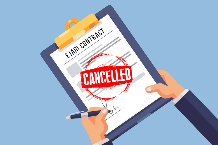 Ejari cancellation