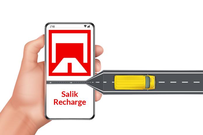 Salik Recharge