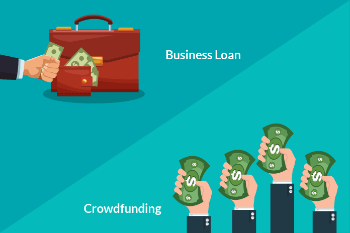Crowdfunding or Business Loan
