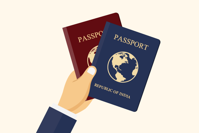 Indian passport renew
