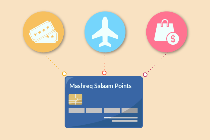 Mashreq Salaam Points
