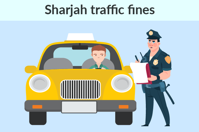 Sharjah traffic fines