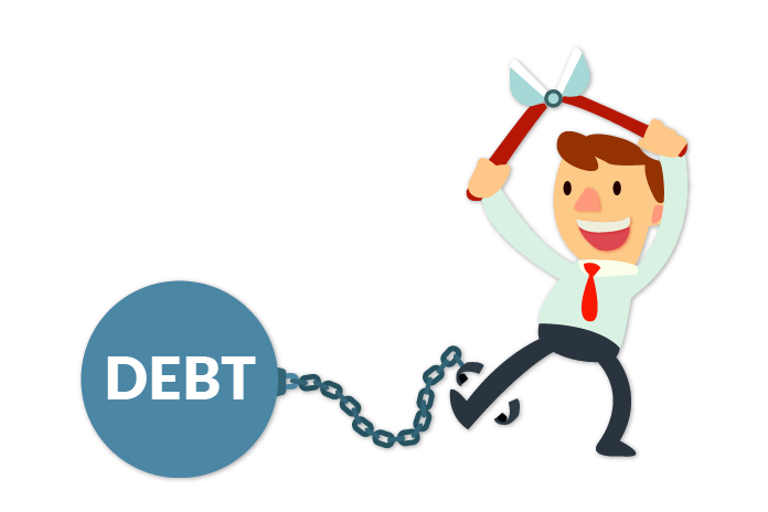 Ways to get out of debts
