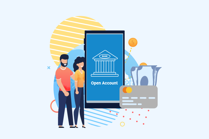 Open bank account online