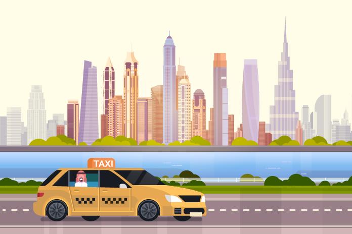 Dubai taxi fares