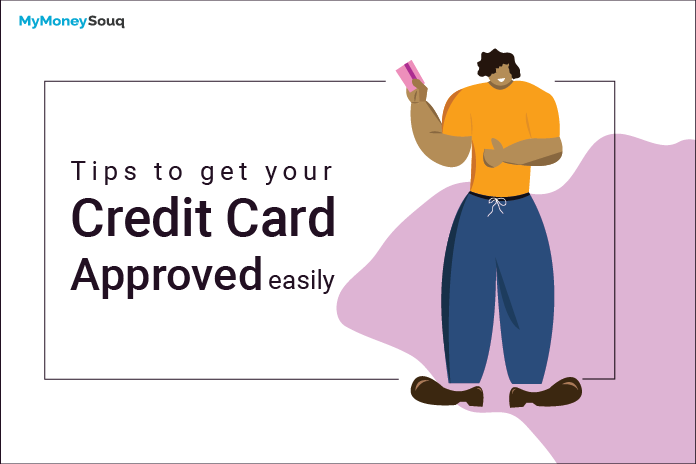 Get your credit card approved