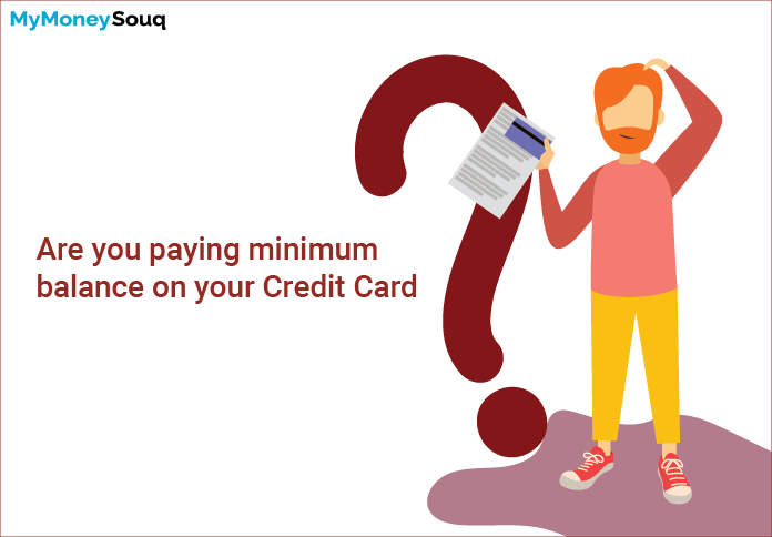 minimum balance on credit card