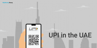 UPI payments in UAE