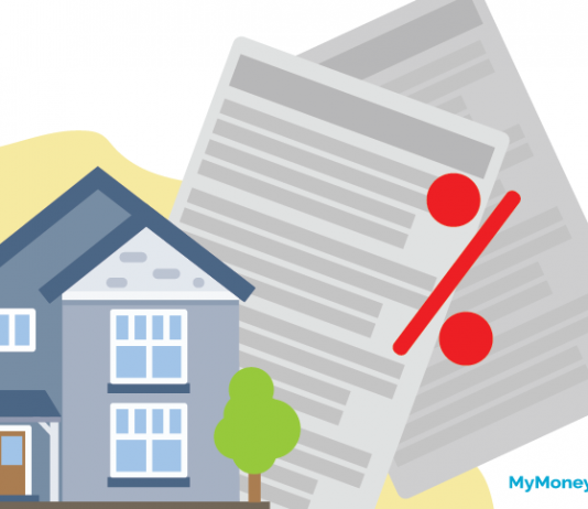 reduction in mortgage loan