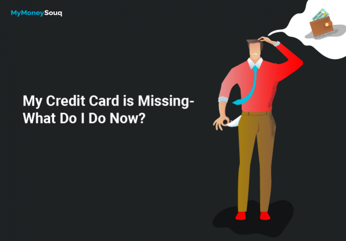 My Credit Card is Missing- What Do I Do Now?