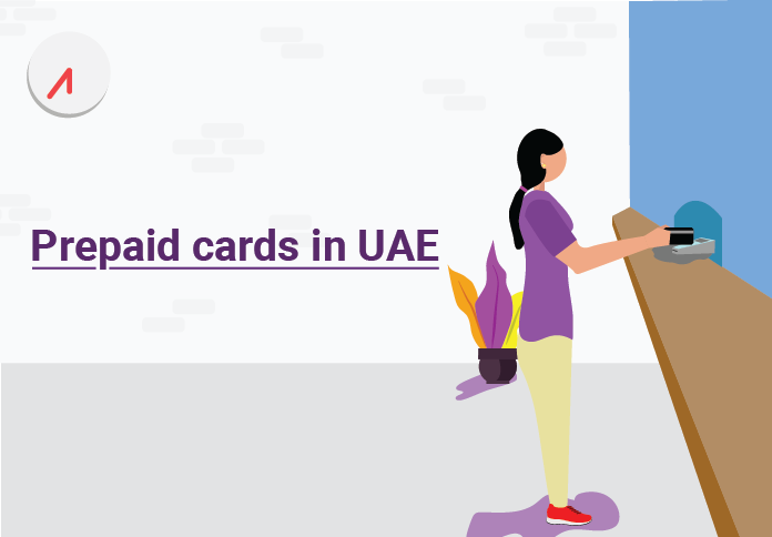 prepaid cards in UAE