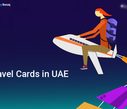 travel cards in UAE