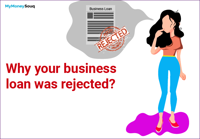 Why your Business Loan was rejected?