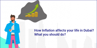 How Inflation affects your life in Dubai? What you should do?