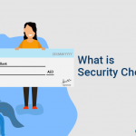 security cheque
