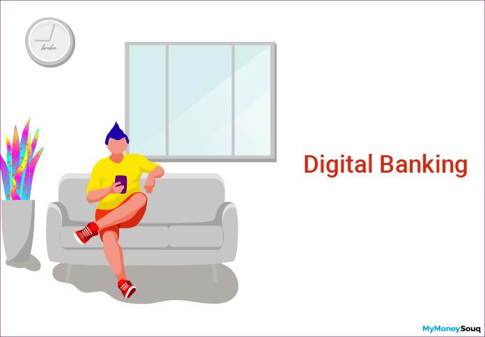 digital banking in UAE