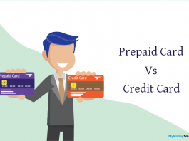Prepaid Card vs Credit Card
