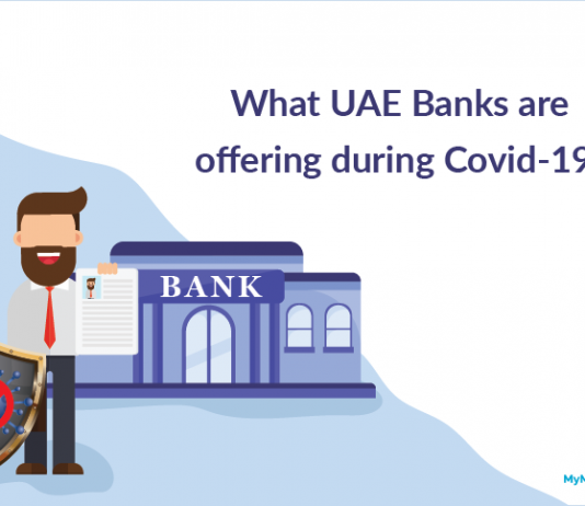 uae banks offering during covid 19