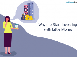 ways to start investing with little money