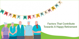 Factors That Contribute Towards A Happy Retirement