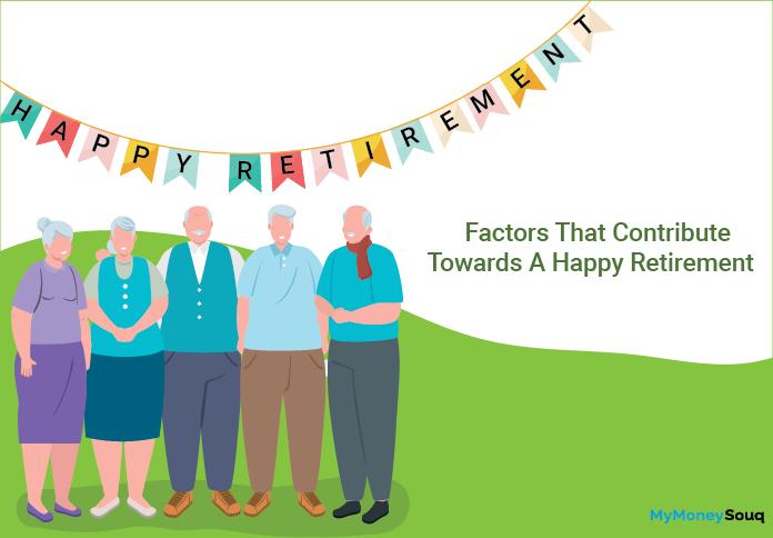 Factors That Contribute Towards A Happy Retirement