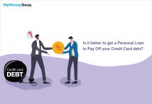 Is it better to get a Personal Loan to Pay Off your Credit Card debt