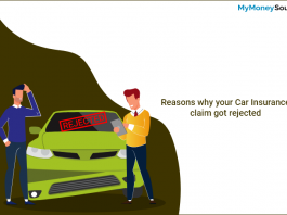 Reasons why your Car Insurance claim got rejected