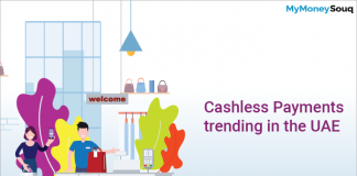 Cashless Payments trending in the UAE