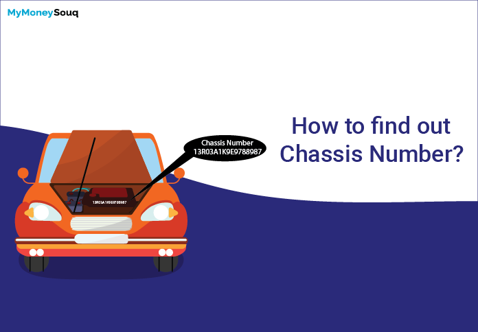Chassis number check in UAE