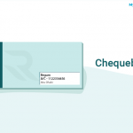 cheque book