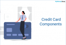 credit card components