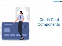 credit card components