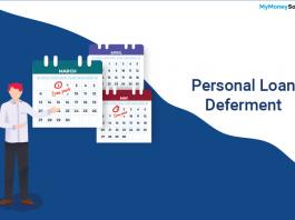 Personal loan deferment