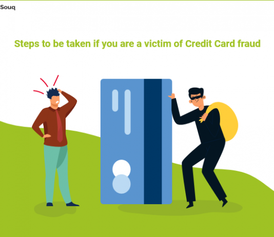 Steps to be taken if you are a victim of credit card fraud