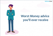 Worst Money advice you'll ever receive