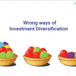 Wrong ways of Investment Diversification
