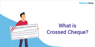 what is crossed cheque